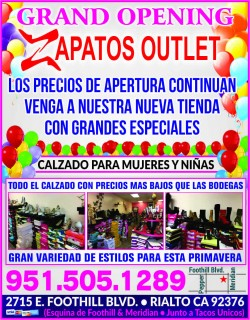 Zapatos Outlet