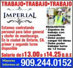 Imperial Staffing & Associates