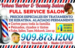 Yohoa Barber & Beauty Salon
