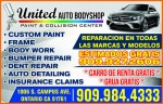 United Auto Body Shop