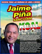 KCAL La Mexicana 1410AM - Jaime Piña
