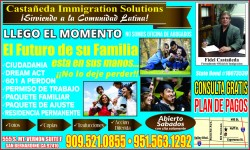 CASTAÑEDA IMMIGRATION SOLUTIONS