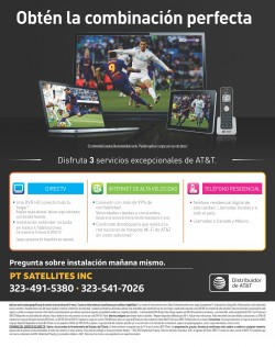 PT Satellites INC DIRECTV