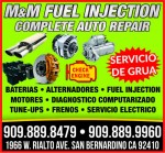 M&M Fuel Injection