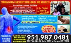 Corona Injury Care