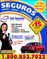 ASAP Auto Insurance Services Inc.
