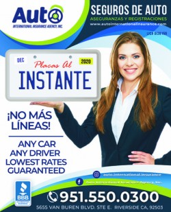Auto International Insurance Agency, Inc.